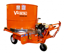 Bedding chopper self-propelled 48""