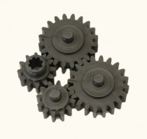 Set of Gears