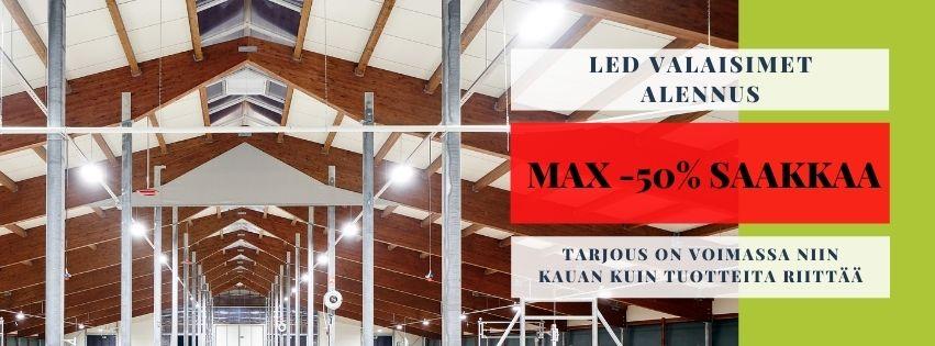 LED valgustid